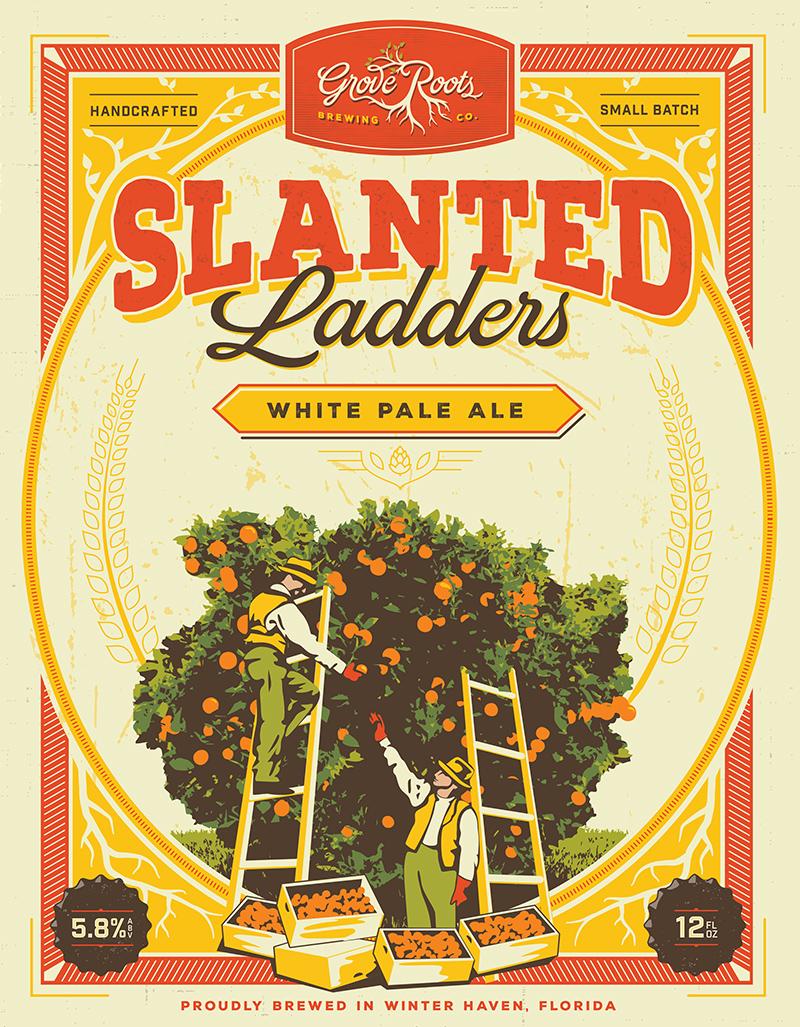 Slanted Ladders